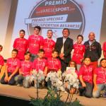 066 Premio Varese Sport 2018 Polisportiva Besanese