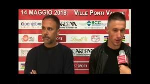 """Premio in pillole – Scapinello e Anzano: """"Pronti per i playoff"""""""