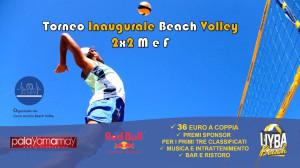 torneo beach 27 maggio
