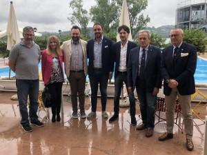 campionati italiani canottaggio conferenza