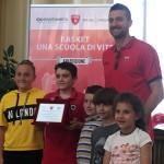 premiazioni basket scuola di vita