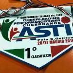 Campionato Italiano Cheerleading 09