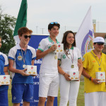 Targa mixed team allievi