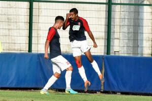busto asrsizio pro patria gozzano calcio festa gol 0-1