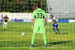 busto asrsizio pro patria gozzano calcio santana gol 1-1