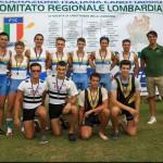 Canottieri Luino Eupilio 4x junior