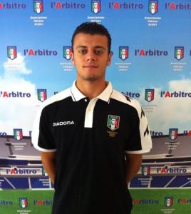 Fabio Pirrotta arbitro