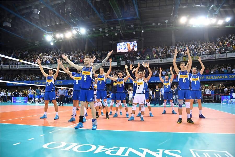 Calendario Forum Assago.Mondiali Di Volley Sold Out Al Forum Il Percorso Azzurro