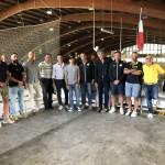 mastini varese presentazione 2018 19 gruppo