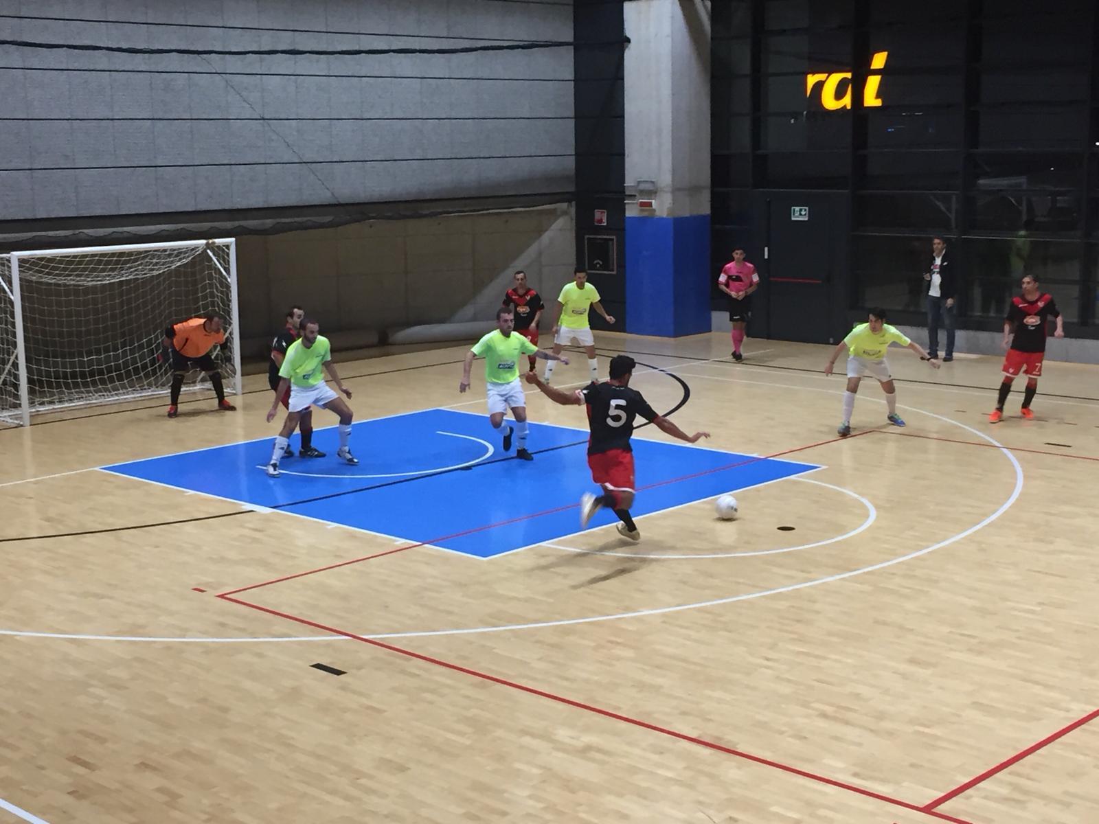 Calcio a 5 – Doppio ko per il Futsal Varese, col Tuborosso per chiudere in bellezza