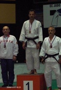 Ghiringhelli podio European Master 2006