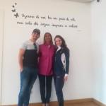 ice emotion Rita Martina con i Campioni Anna Cappellini e Luca Lanotte