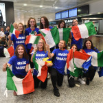 Italia volley a Malpensa post mondiali 01