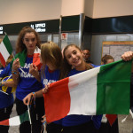 Italia volley a Malpensa post mondiali 02
