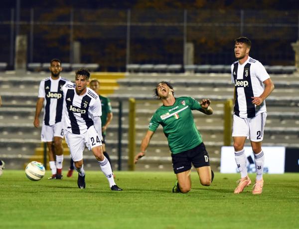 La Pro stecca ad Alessandria. Vince la Juventus 2-0