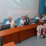 presentazione football SKORPIONS 71