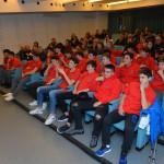 presentazione football SKORPIONS 73
