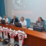 presentazione football SKORPIONS 78