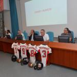 presentazione football SKORPIONS 79