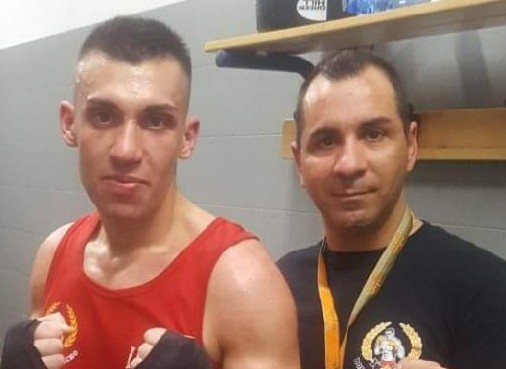 Coppa Lombardia, Mirko Simeone sale sul ring