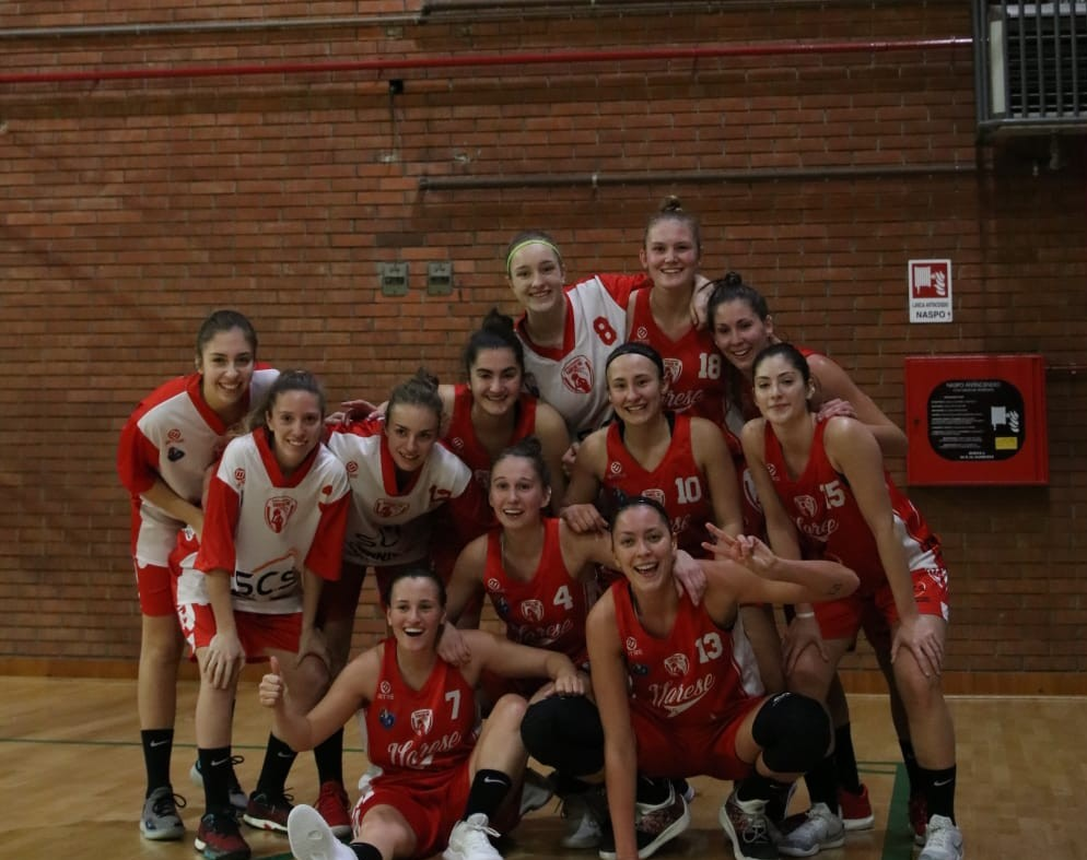 A2 Femminile – Varese c'è! Torna il sorriso: espugnata Milano