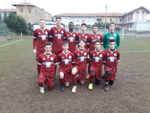 Allievi Provinciali 2002 Torino Club