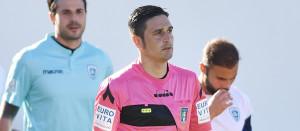 Gino Garofalo arbitro