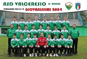 Giovanissimi Provinciali 2004 valceresio