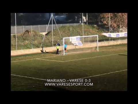 Highlights Mariano – Varese 0-3