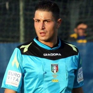 Marco Acanfora arbitro