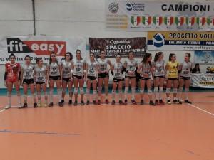orago b2 volley femminile