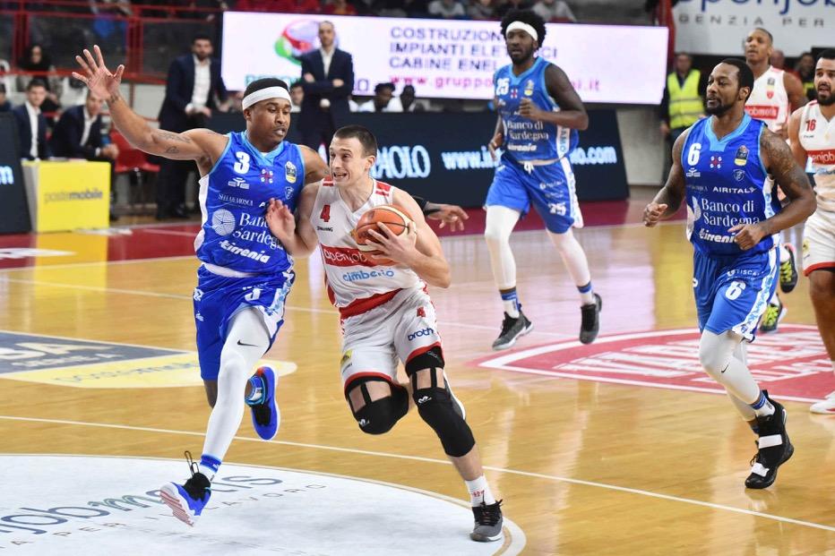 Le pagelle: Cain, Aleksa e Tambo rubano l'energia alla Dinamo