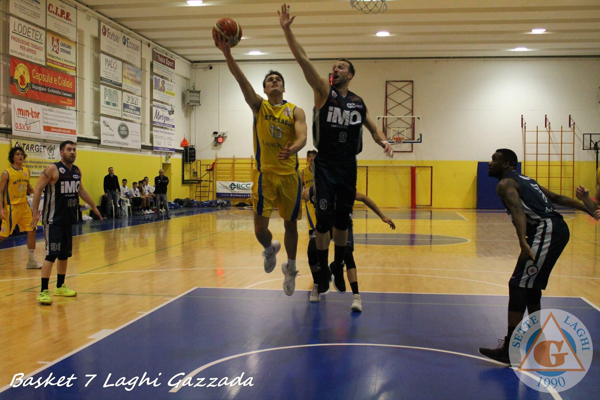 C Gold 17^ – Big match a Gazzada, colpo Valceresio