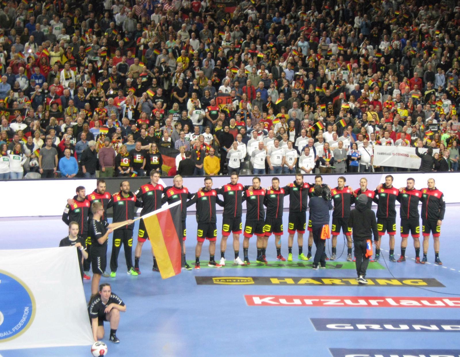 Danimarca-Francia e Germania-Norvegia, tutto pronto per le semifinali