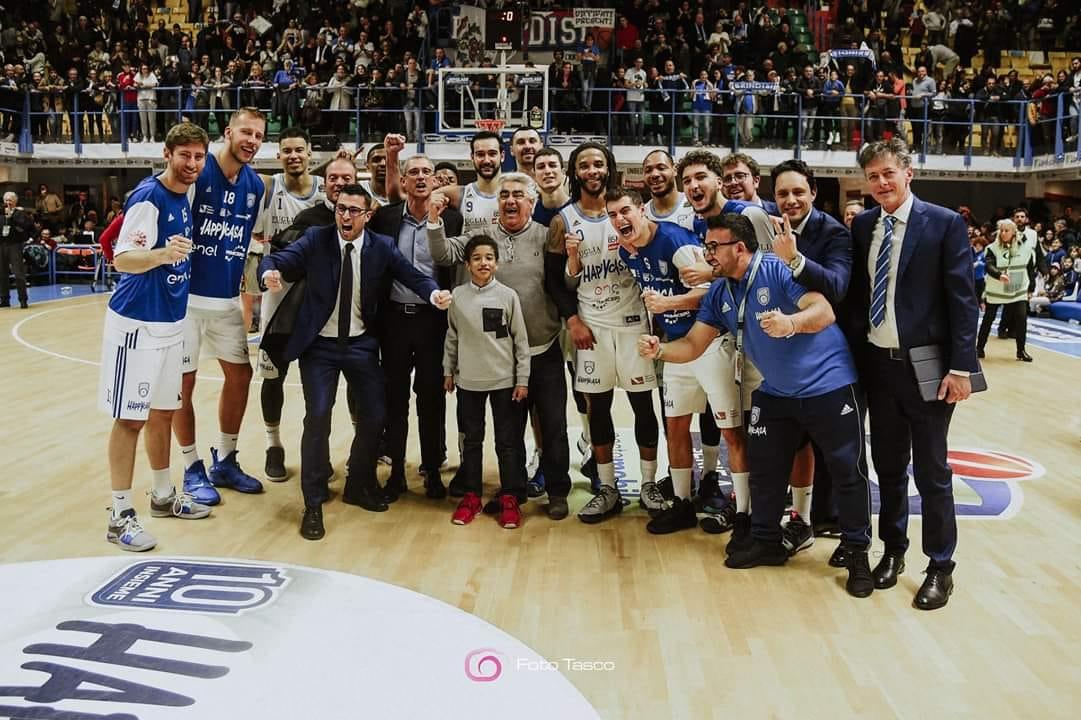 Serie A, 16^: impresa di Brindisi, Cantù sconfigge Avellino, bene Venezia