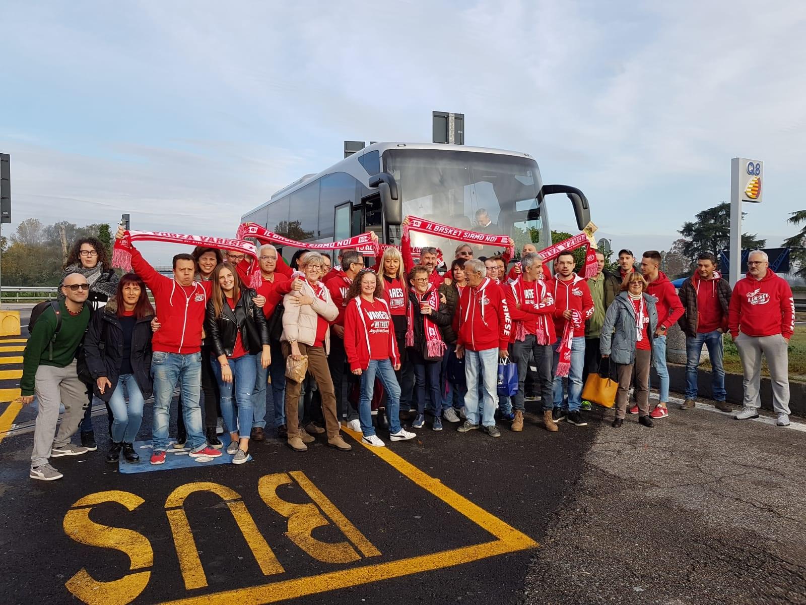 Trasferta a Brescia con il Basket Siamo Noi
