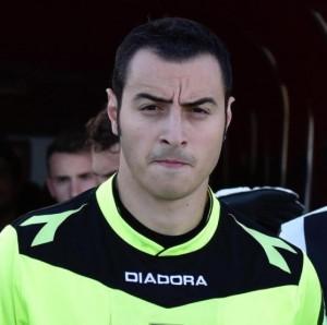 Davide Moriconi arbitro