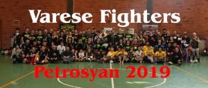 Giorgio Petrosyan e Armen team combattimento 01