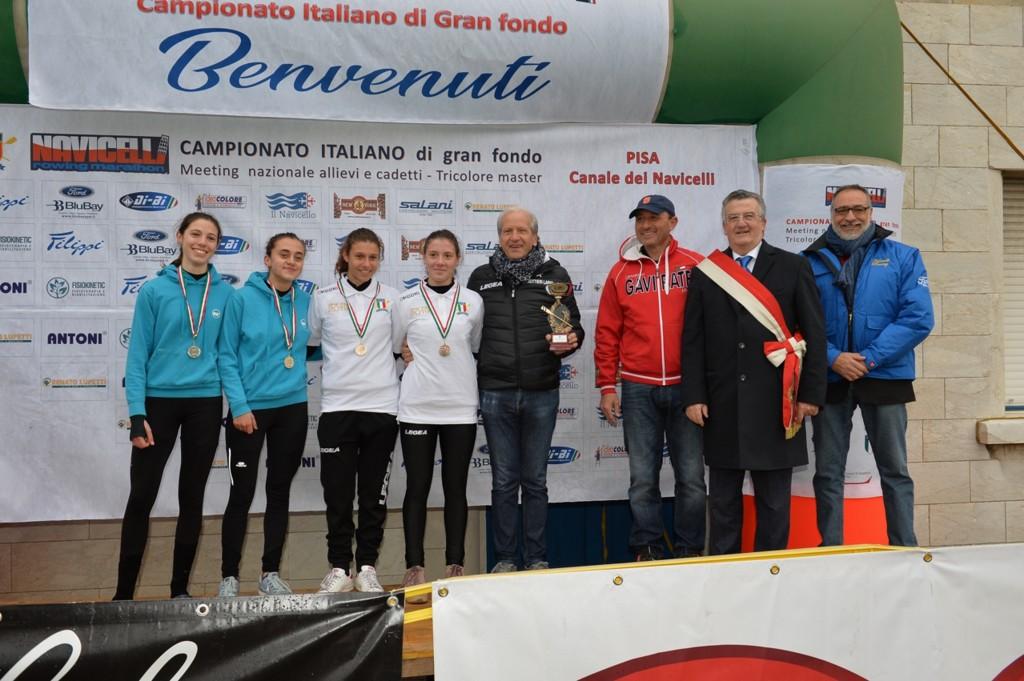 Gran Fondo, titolo tricolore per Varese e Gavirate