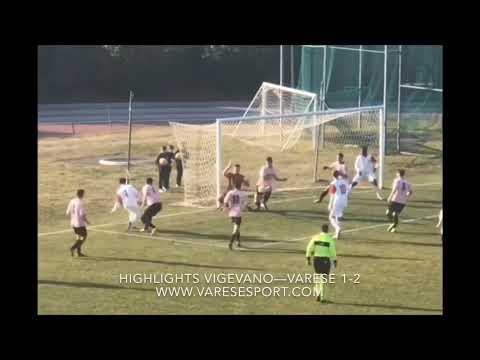Highlights Città di Vigevano-Varese 1-2 – VIDEO