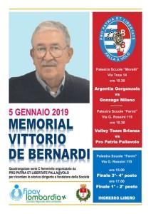 memorial de bernardi