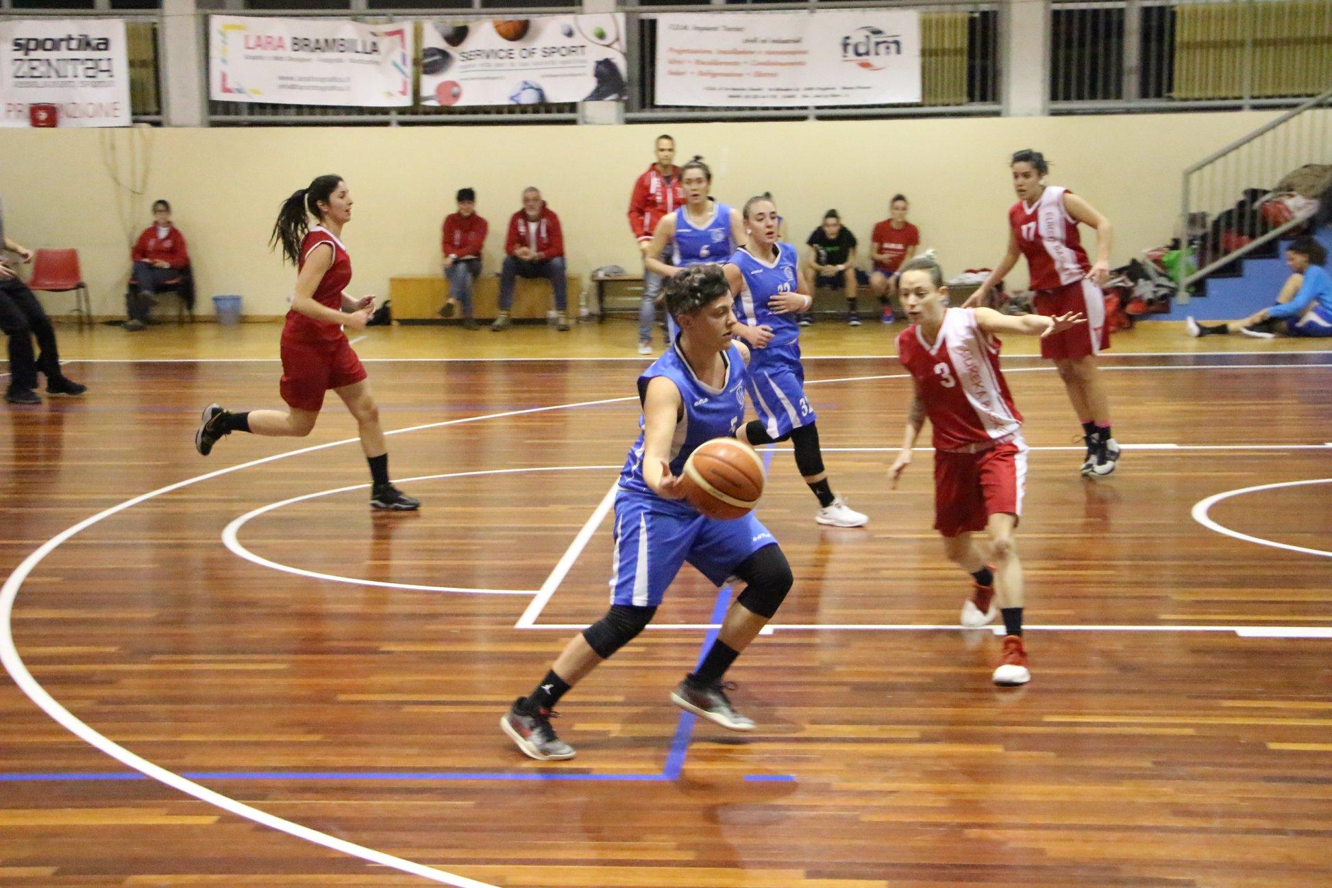 "C Femminile 25^ – Derby Pro Patria-Gavirate: ""Gara tiratissima"""