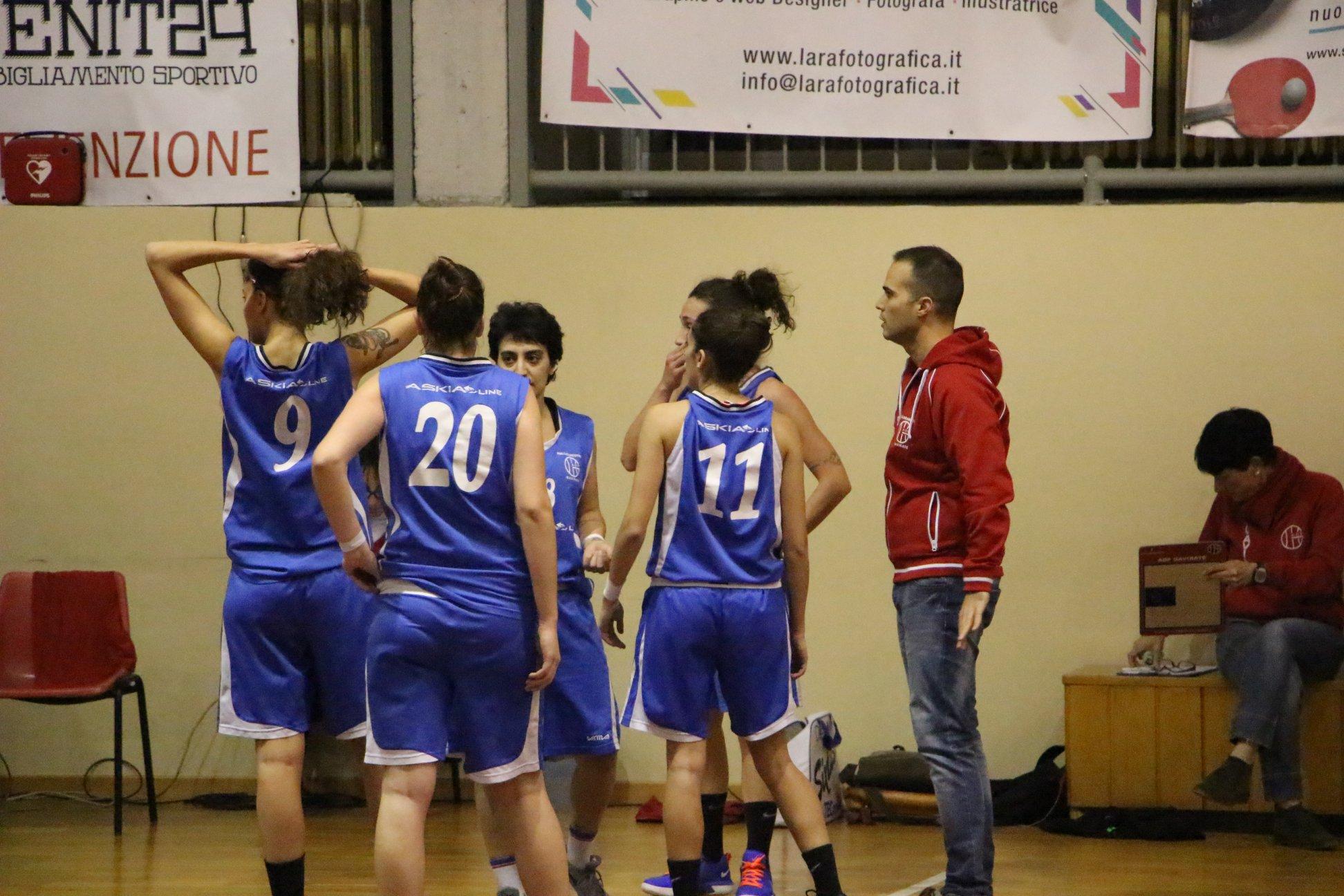 C Femminile 15^ – Big match per Gavirate, Busto ad Arcore