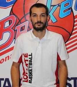 Simone Corbella coach basket lonate pozzolo serie d