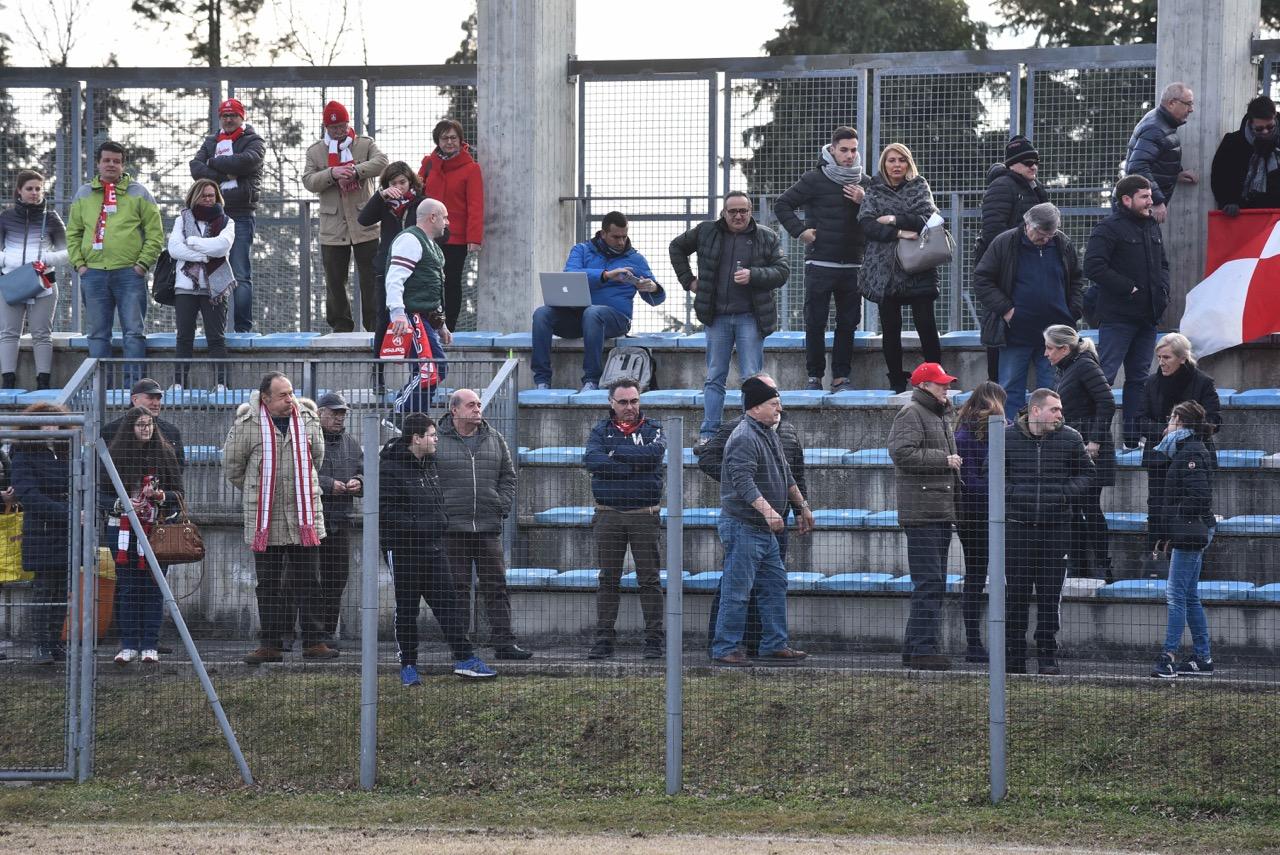 Varese-Legnano a Viggiù? Problema tifosi