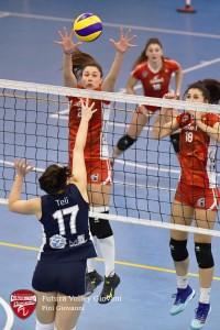 albese-futura volley giovani