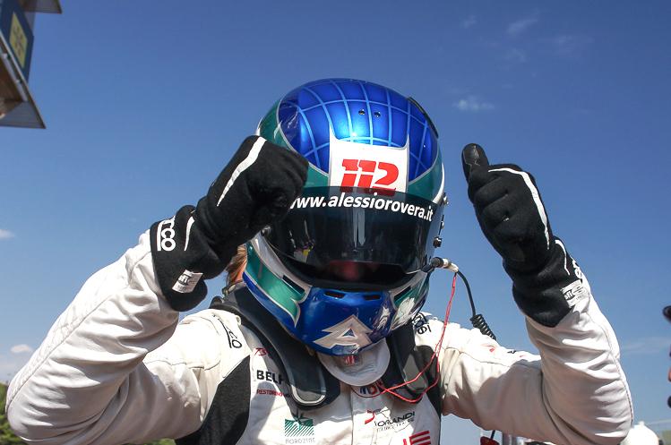 Rivoluzione Rovera: team Antonelli Motorsport e Campionato Italiano GT