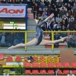 campionato italiano ginnastica artistica al Palayamamay 12