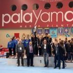 campionato italiano ginnastica artistica al Palayamamay 14