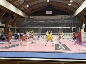 chieri-UYBA volley giovani b2